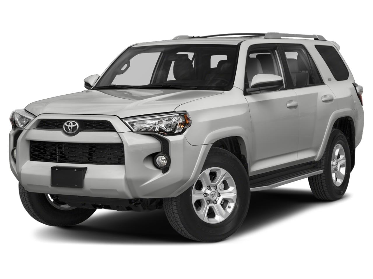 2018 Toyota 4Runner Vehicle Photo in San Angelo, TX 76901