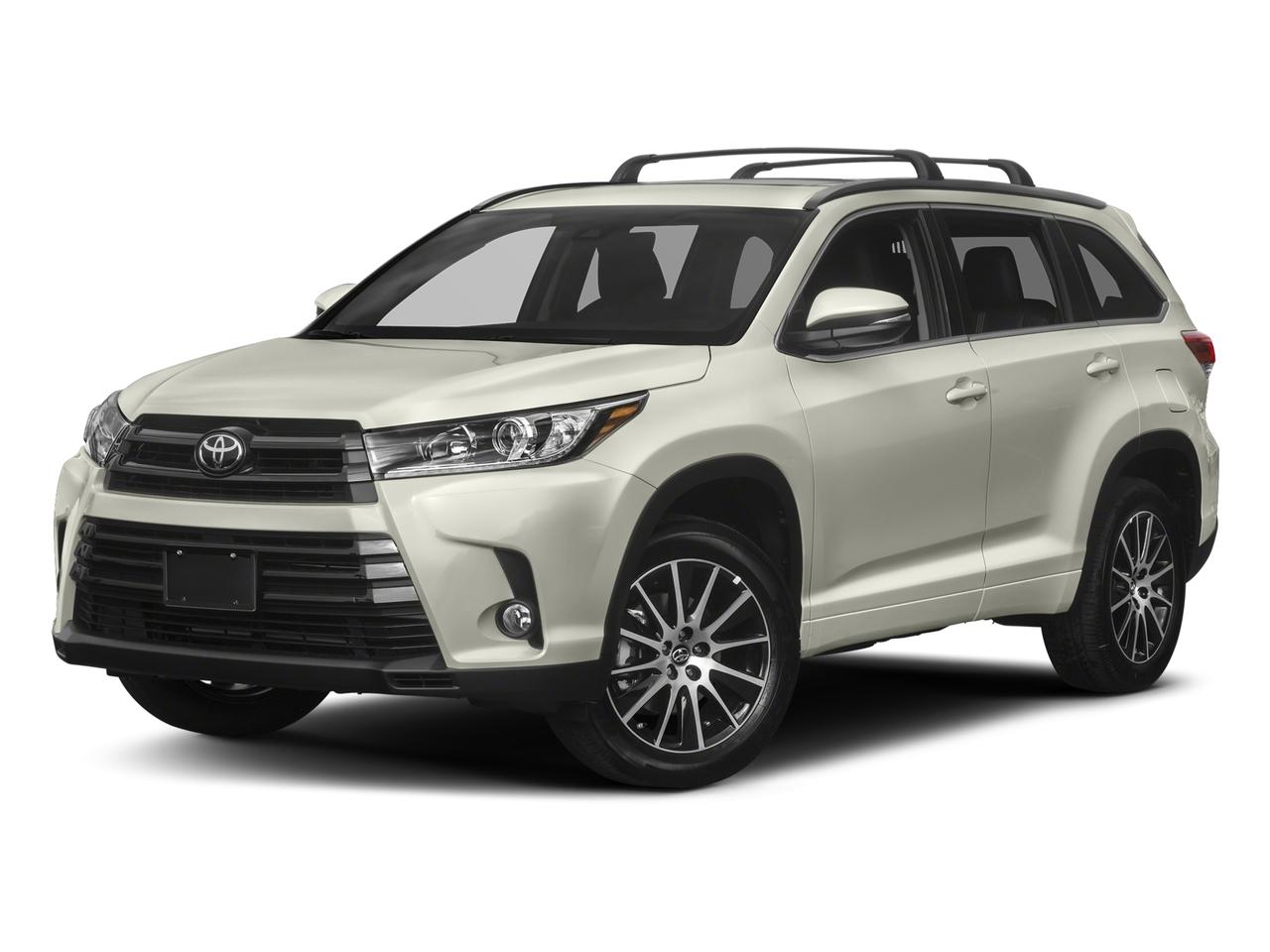 2018 Toyota Highlander Vehicle Photo in Spokane, WA 99207