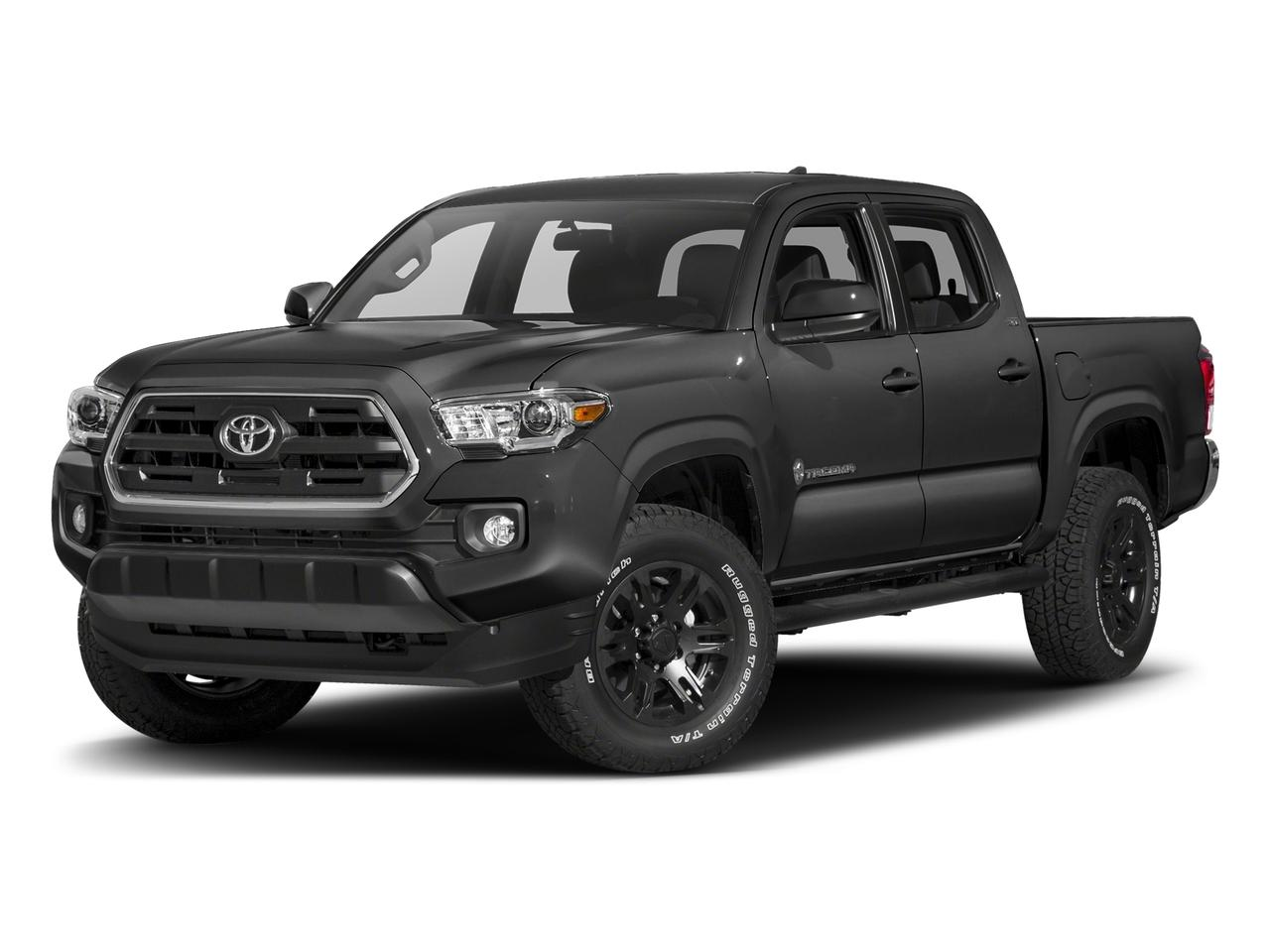 2018 Toyota Tacoma Vehicle Photo in Edinburg, TX 78539