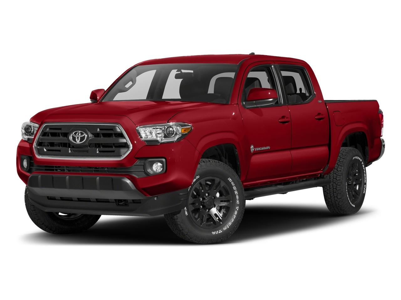2018 Toyota Tacoma Vehicle Photo in Beaufort, SC 29906