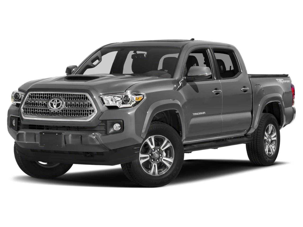 2018 Toyota Tacoma Vehicle Photo in Odessa, TX 79762