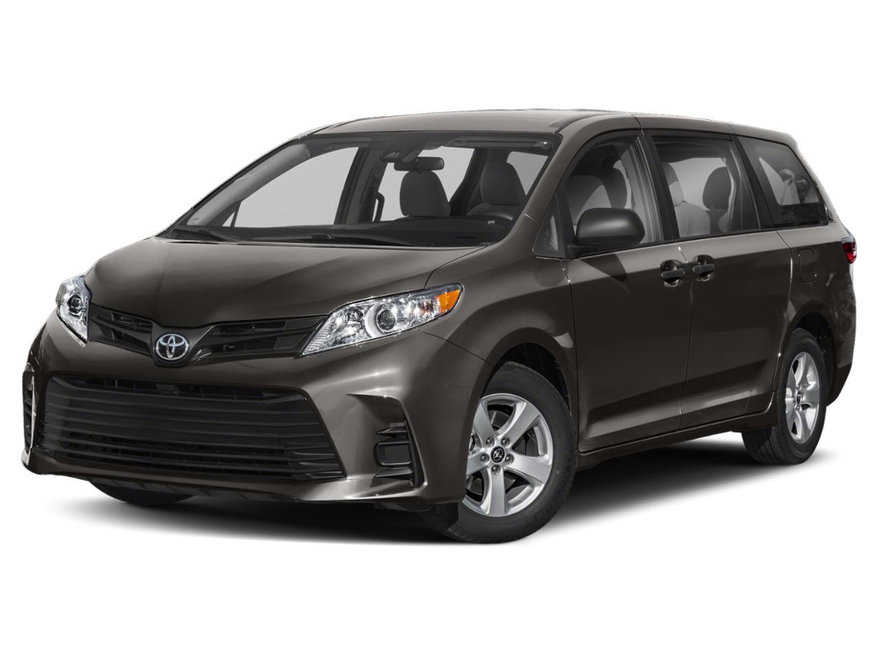 2018 Toyota Sienna Vehicle Photo in Richmond, TX 77469