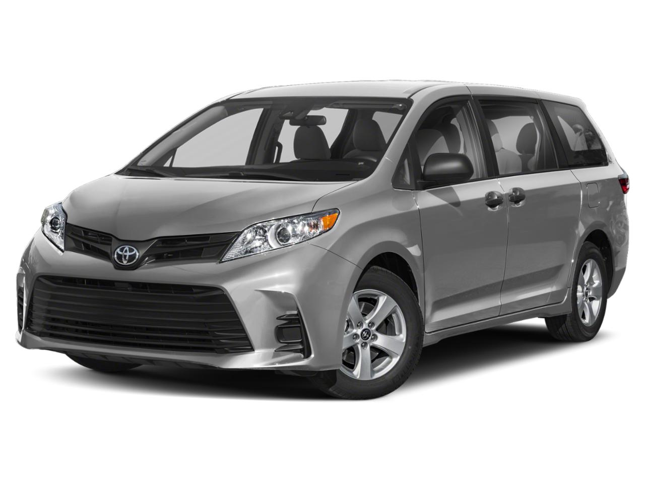 2018 Toyota Sienna Vehicle Photo in Portland, OR 97225