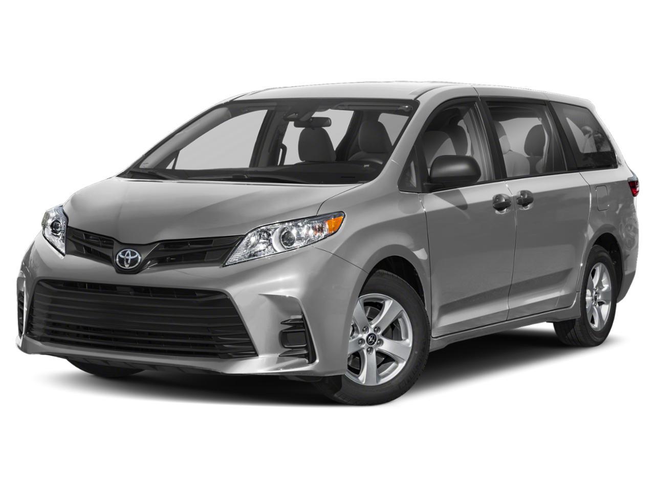 2018 Toyota Sienna Vehicle Photo in MADISON, WI 53713-3220