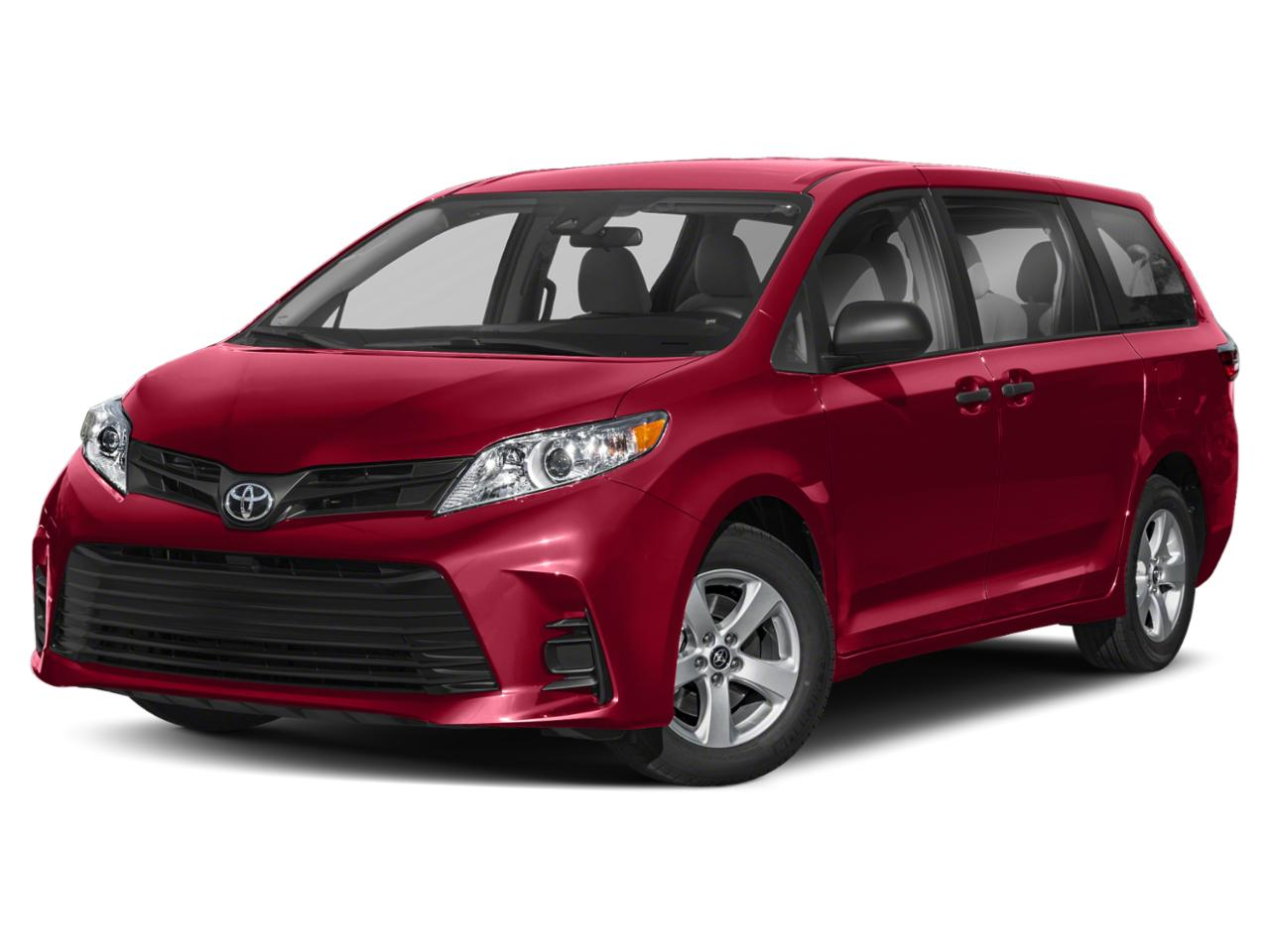 2018 Toyota Sienna Vehicle Photo in Anaheim, CA 92806