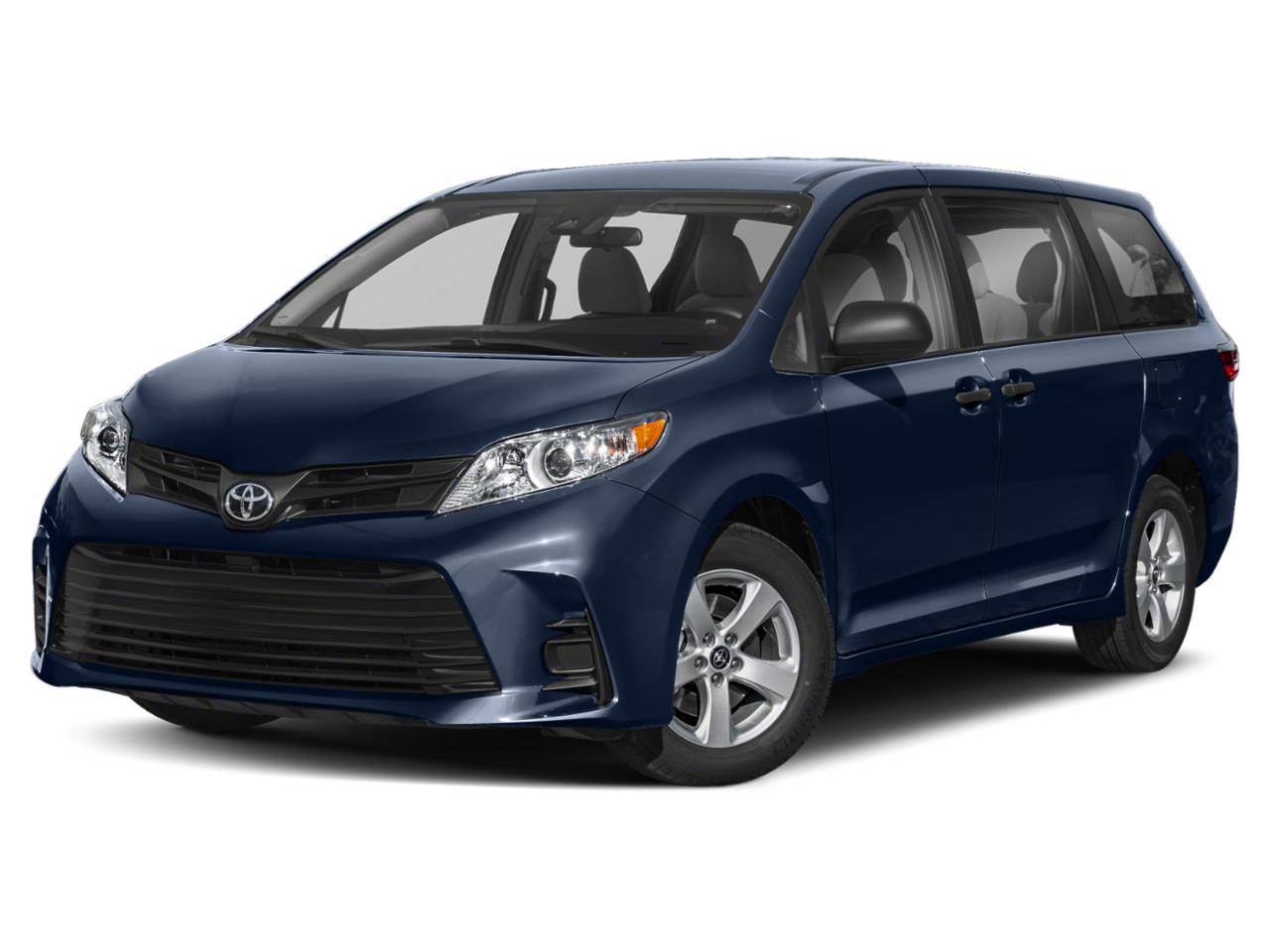 2018 Toyota Sienna Vehicle Photo in San Antonio, TX 78257
