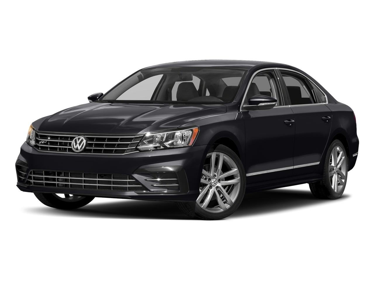 2018 Volkswagen Passat Vehicle Photo in Spokane, WA 99207