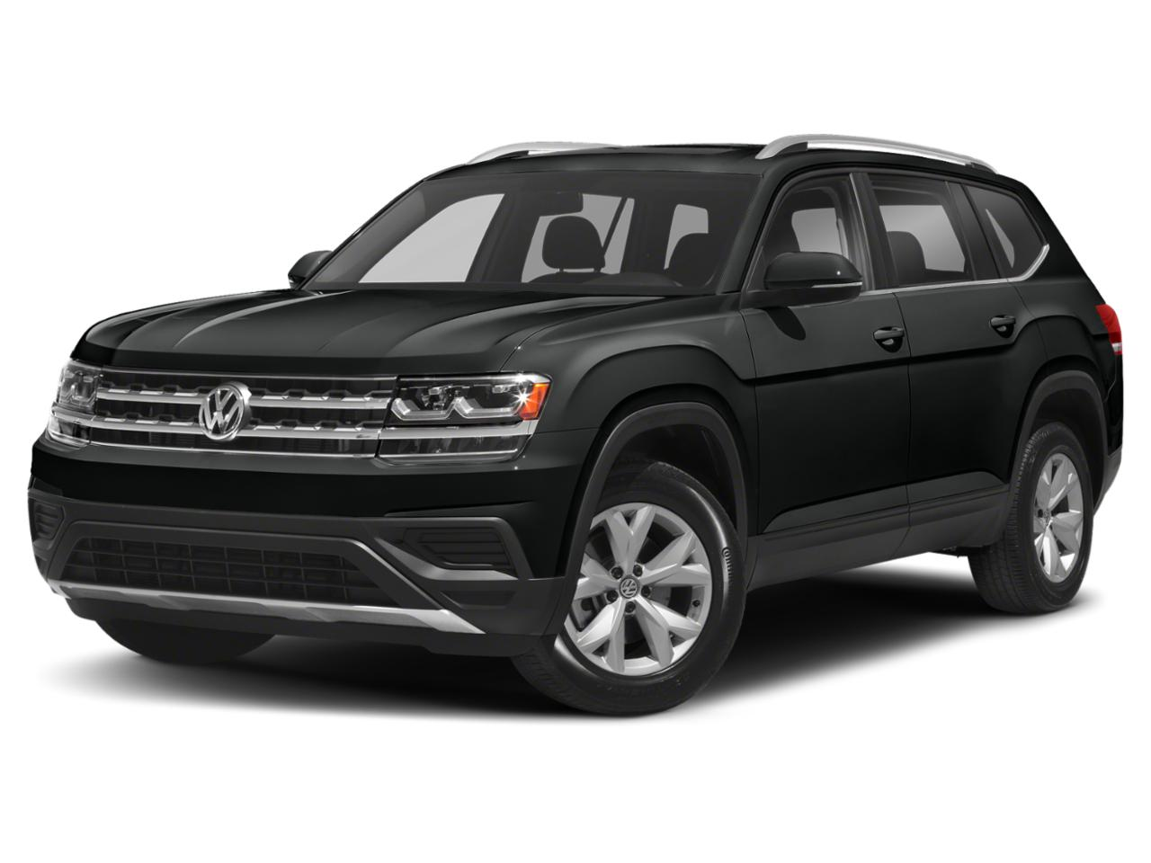 2018 Volkswagen Atlas Vehicle Photo in Midland, TX 79703