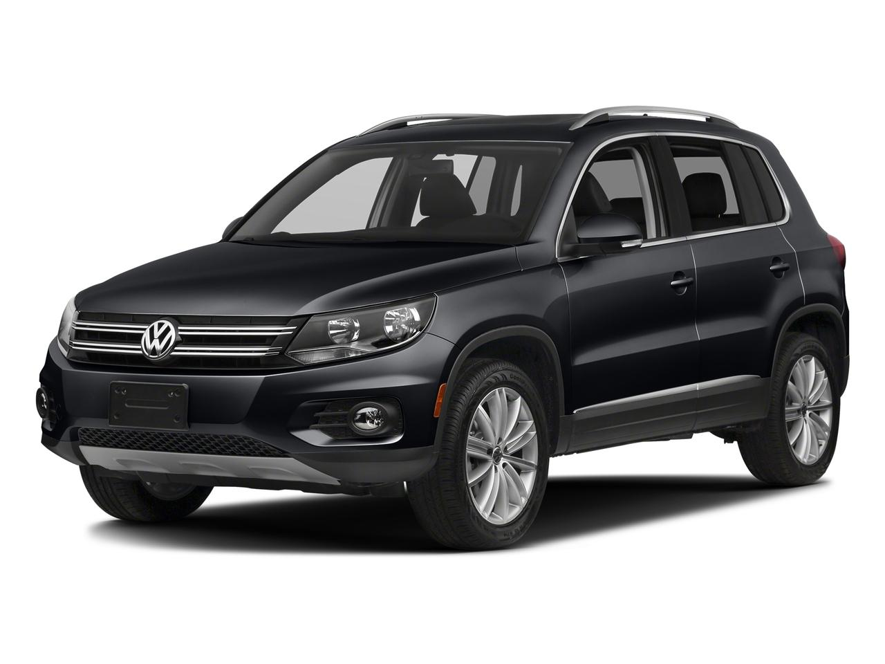 2018 Volkswagen Tiguan Limited Vehicle Photo in Joliet, IL 60586