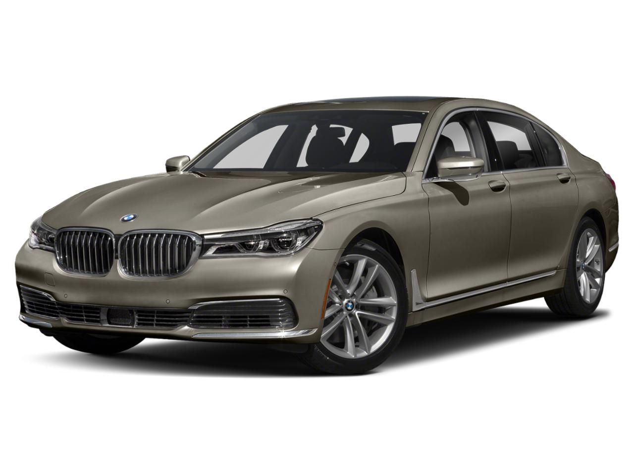 2019 BMW 750i xDrive Vehicle Photo in Charleston, SC 29407