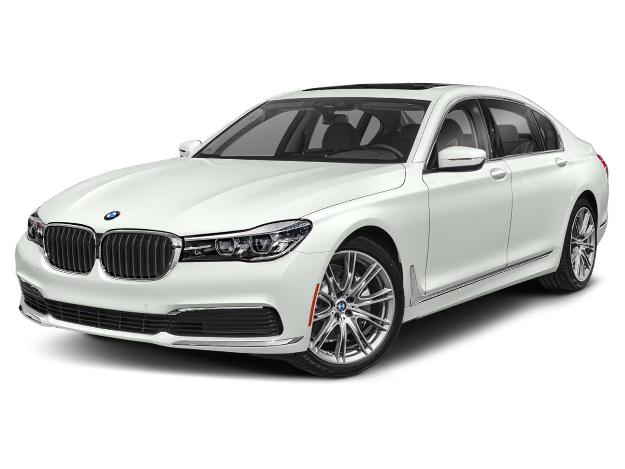 2019 BMW 740i Vehicle Photo in Charleston, SC 29407