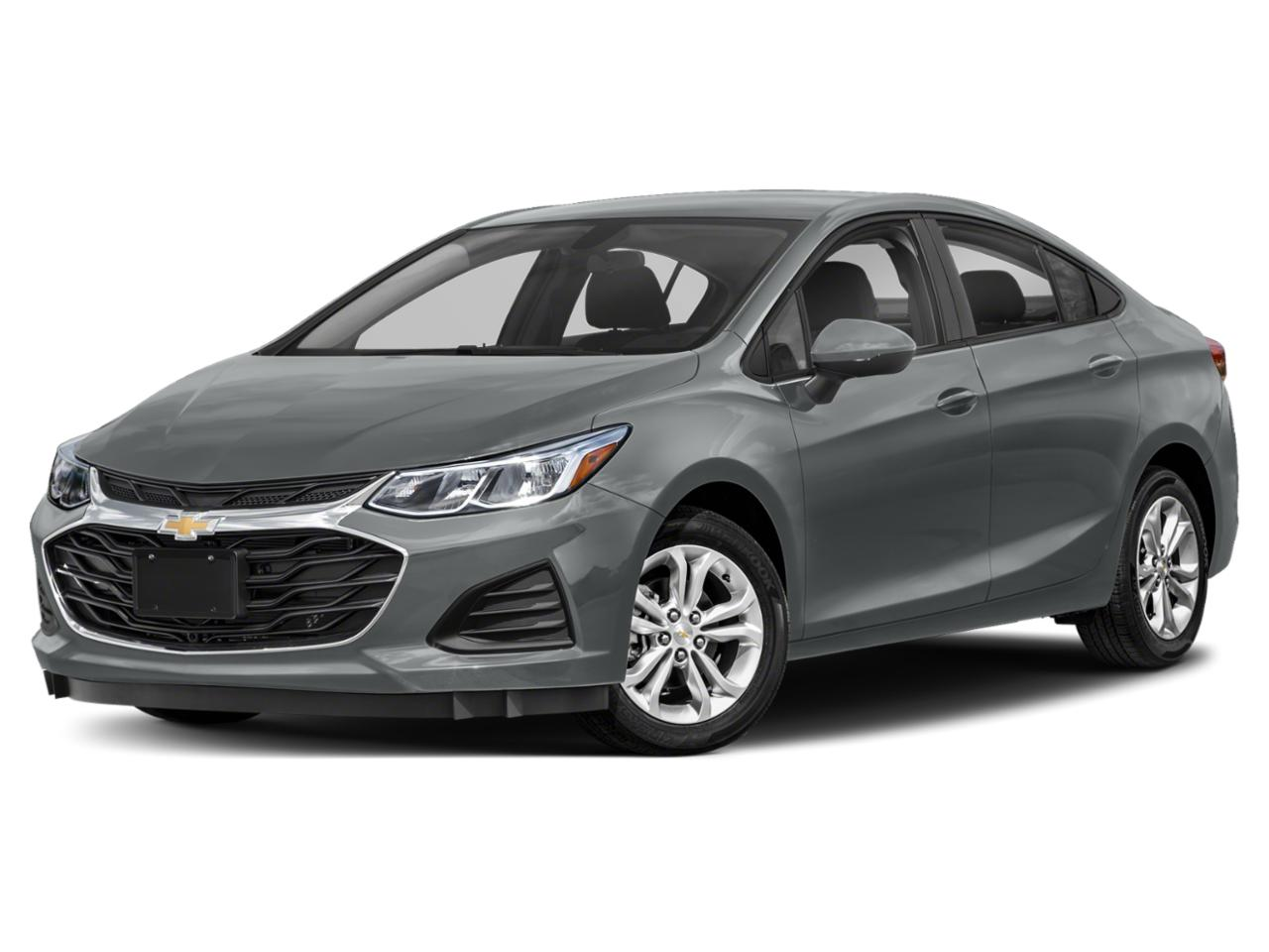 2019 Chevrolet Cruze Vehicle Photo in Novato, CA 94945