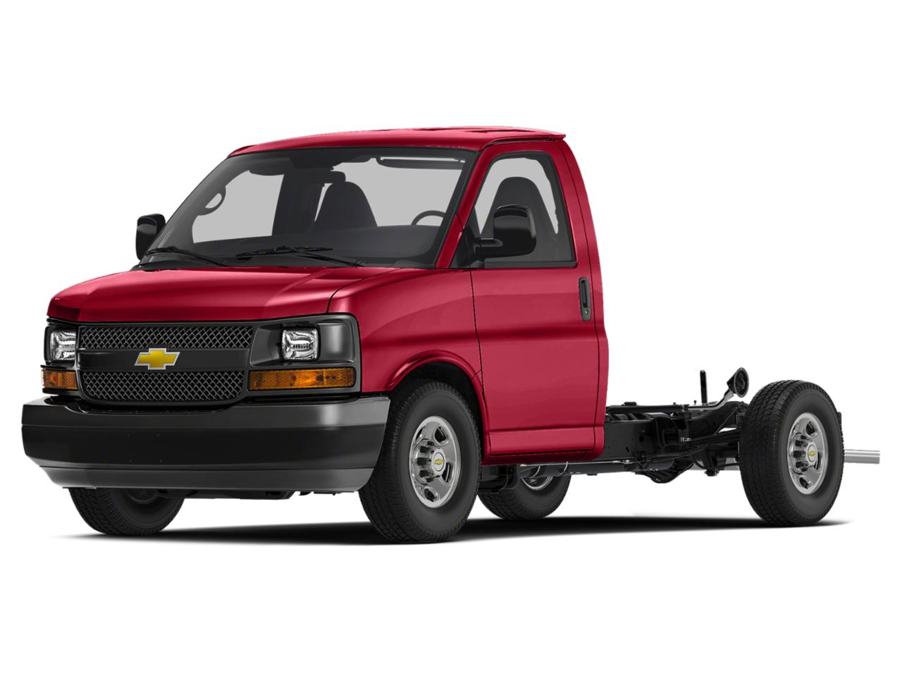 2019 Chevrolet Express Commercial Cutaway Vehicle Photo in Triadelphia, WV 26059