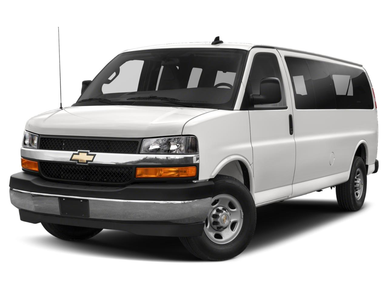 2019 Chevrolet Express Passenger Vehicle Photo in Vincennes, IN 47591