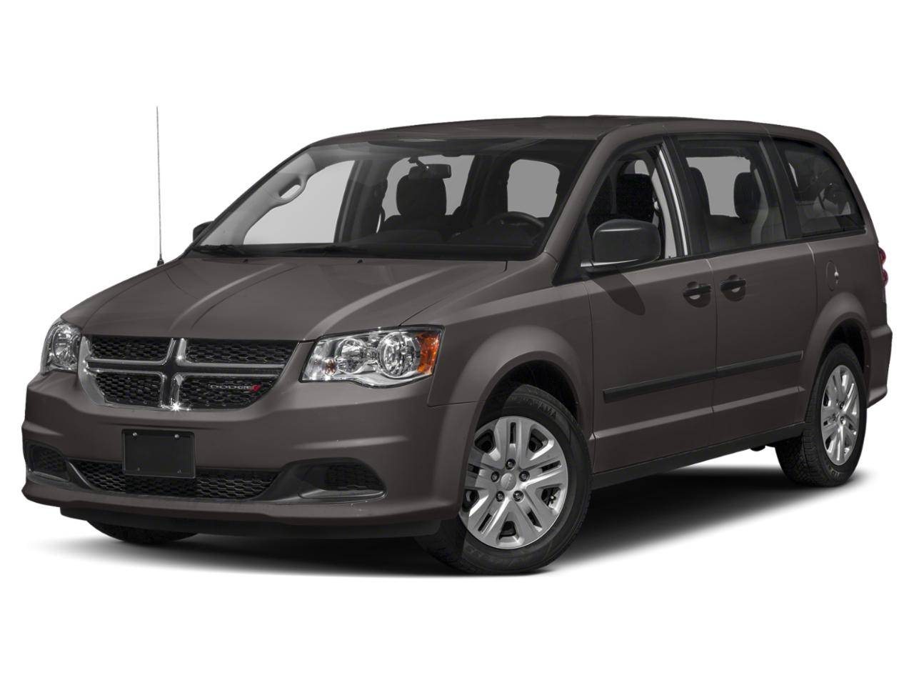 2019 Dodge Grand Caravan Vehicle Photo in Ennis, TX 75119