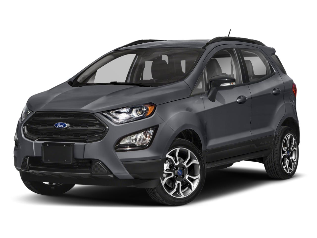 2019 Ford EcoSport Vehicle Photo in Raton, NM 87740