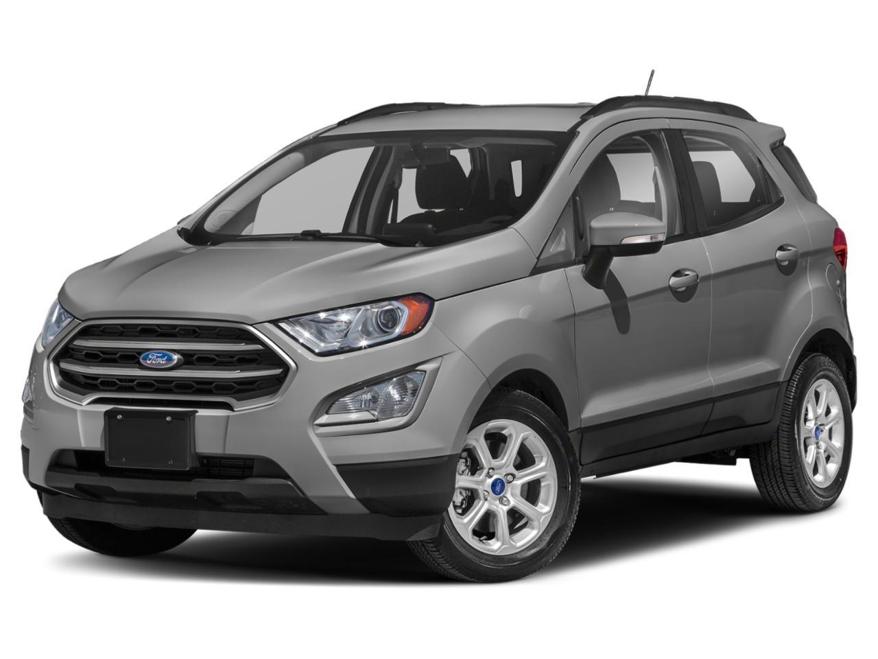 2019 Ford EcoSport Vehicle Photo in Plainfield, IL 60586