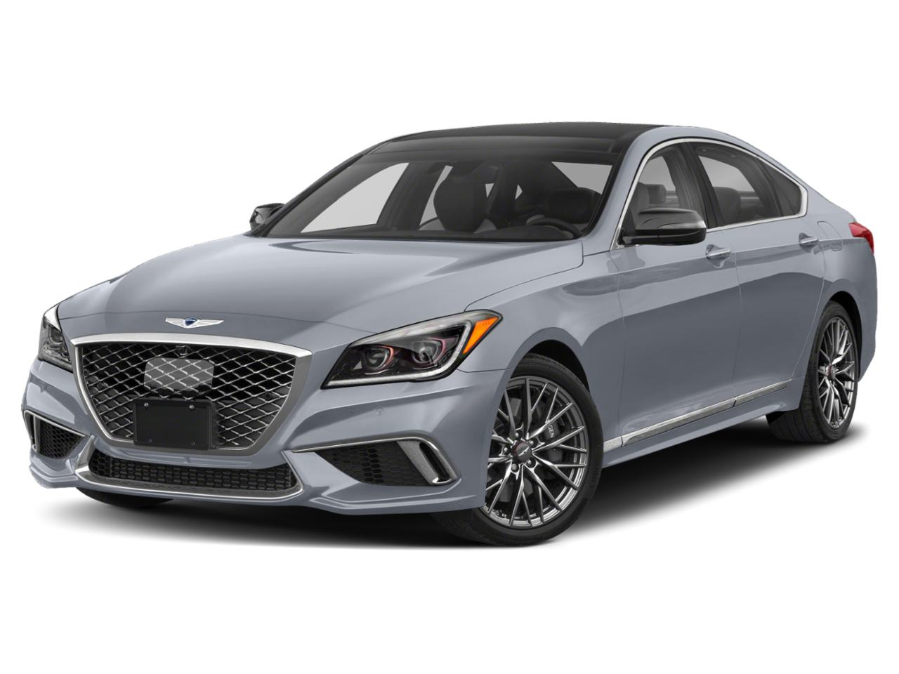 2019 Genesis G80 Vehicle Photo in TALLAHASSEE, FL 32308