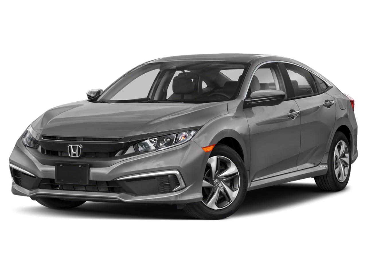 2019 Honda Civic Sedan Vehicle Photo in San Antonio, TX 78238