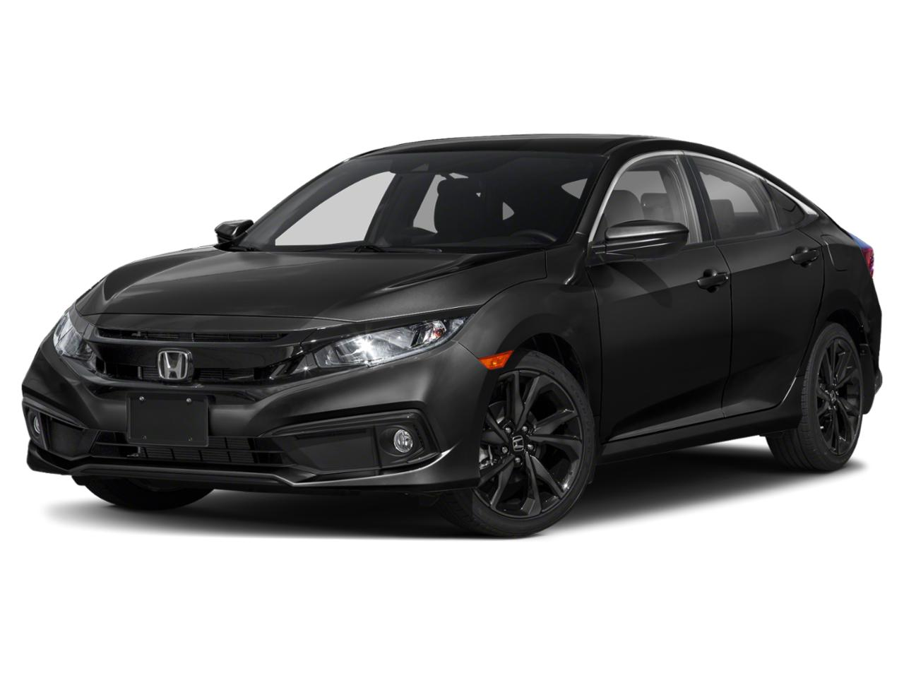 2019 Honda Civic Sedan Vehicle Photo in Jasper, GA 30143