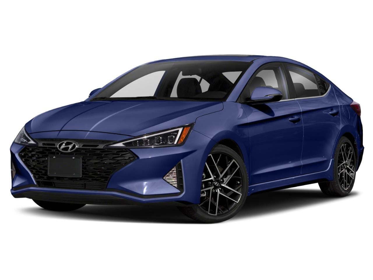 2019 Hyundai Elantra Vehicle Photo in Odessa, TX 79762