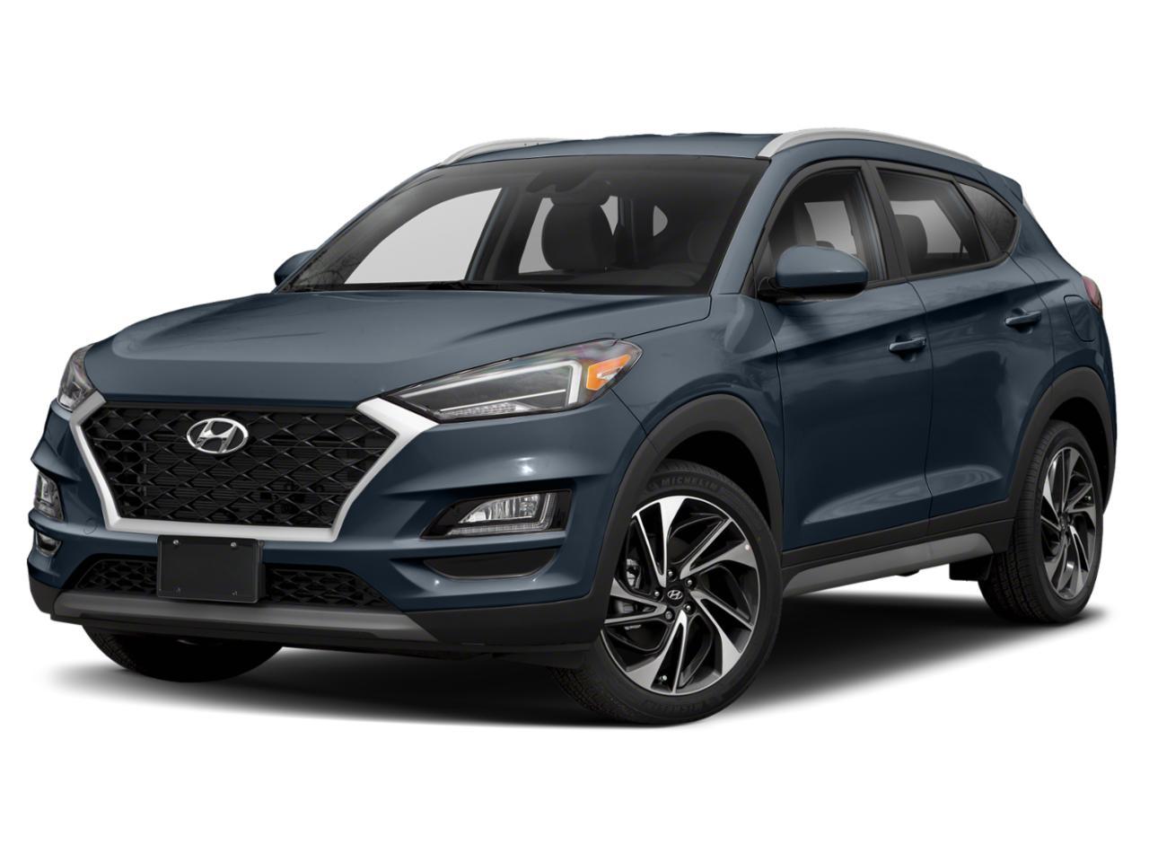 2019 Hyundai Tucson Vehicle Photo in Plainfield, IL 60586