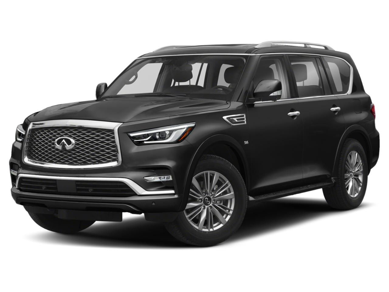 2019 INFINITI QX80 Vehicle Photo in Spokane, WA 99207