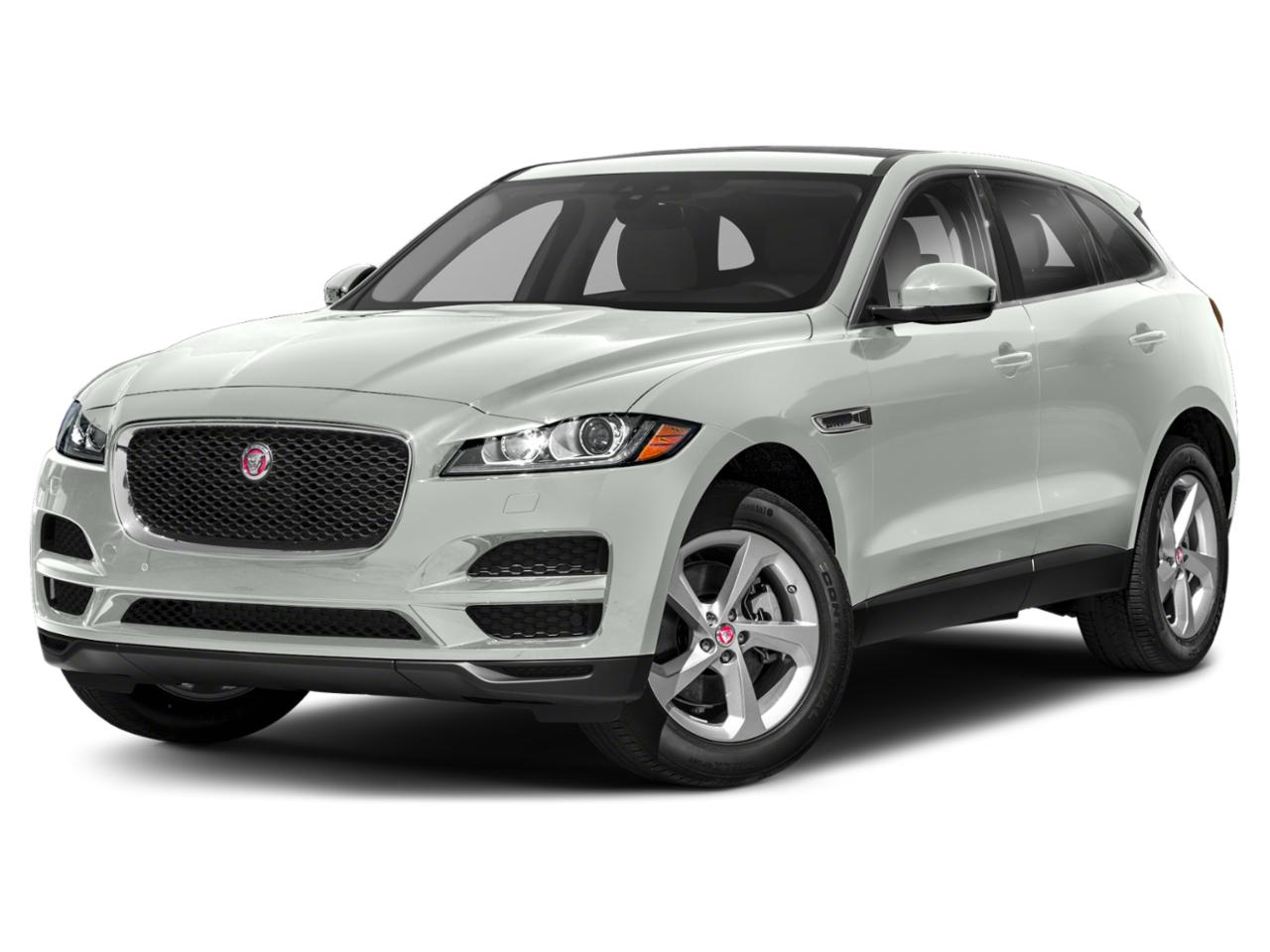2019 Jaguar F-PACE Vehicle Photo in Portland, OR 97225