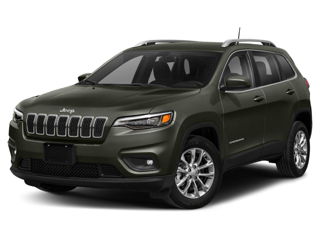 2019 Jeep Cherokee Vehicle Photo in San Antonio, TX 78238
