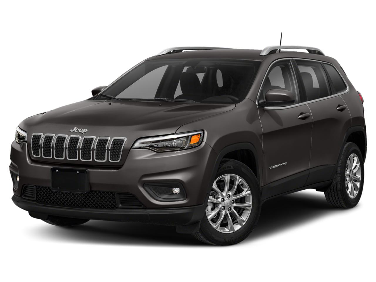 2019 Jeep Cherokee Vehicle Photo in Watertown, CT 06795