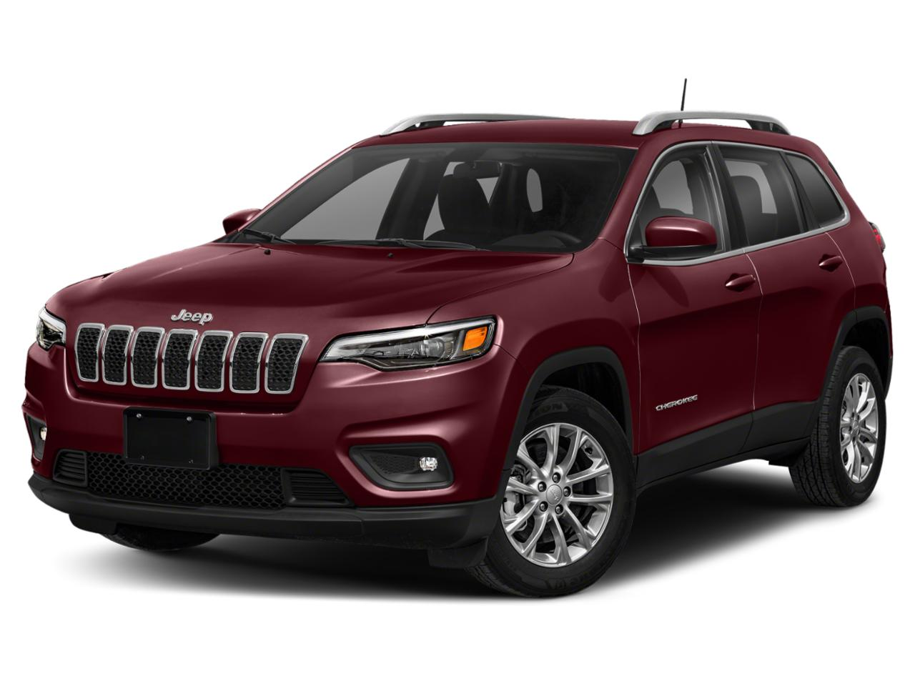 2019 Jeep Cherokee Vehicle Photo in Portland, OR 97225