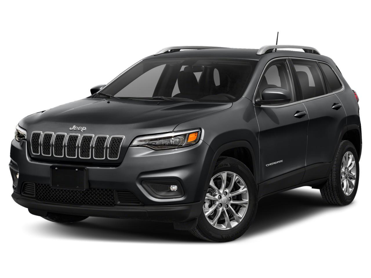 2019 Jeep Cherokee Vehicle Photo in Appleton, WI 54913