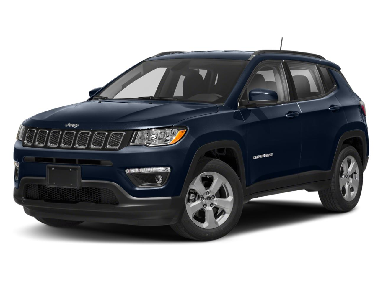 2019 Jeep Compass Vehicle Photo in Gardner, MA 01440