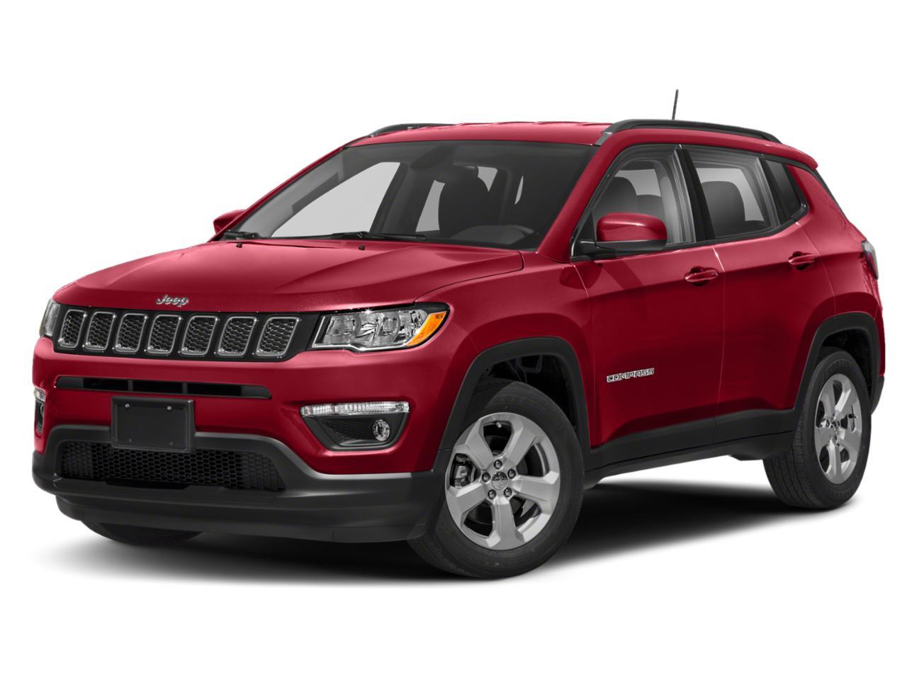 2019 Jeep Compass Vehicle Photo in Washington, NJ 07882