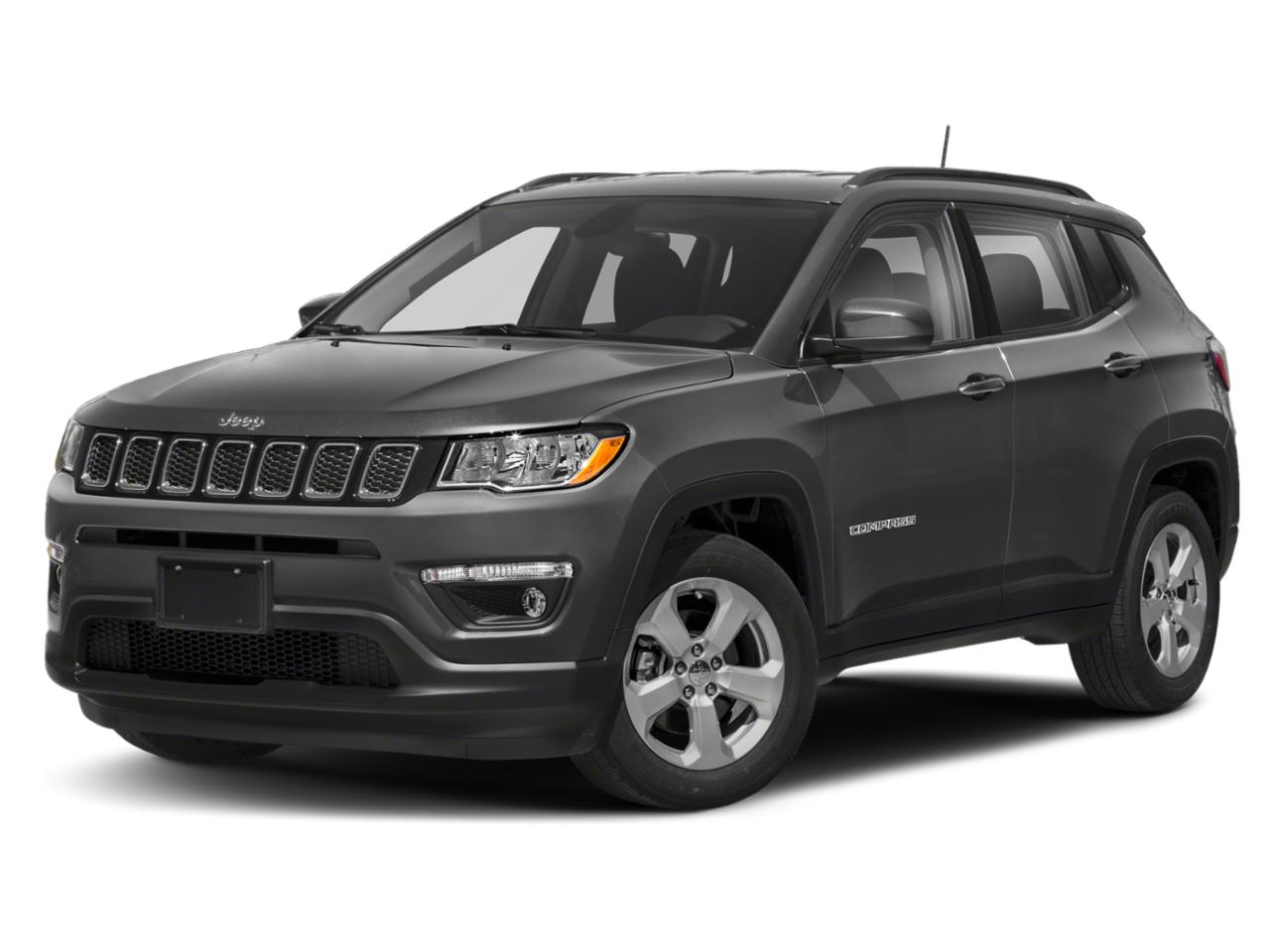 2019 Jeep Compass Vehicle Photo in Oak Lawn, IL 60453-2517