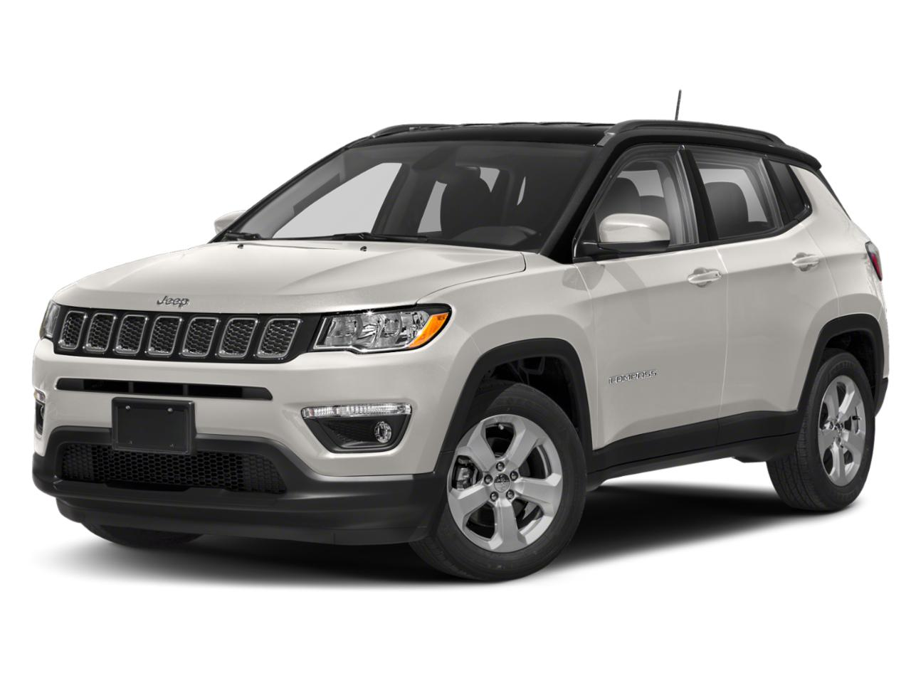 2019 Jeep Compass Vehicle Photo in Medina, OH 44256