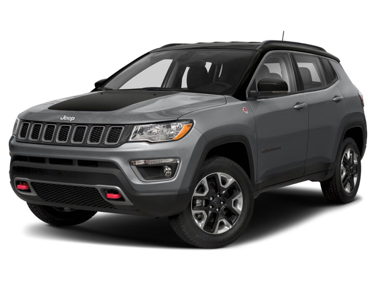 2019 Jeep Compass Vehicle Photo in Fort Worth, TX 76116