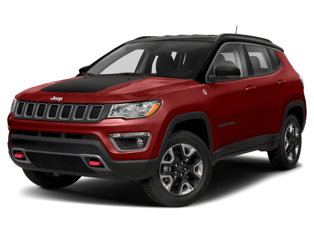 2019 Jeep Compass Vehicle Photo in Joliet, IL 60586