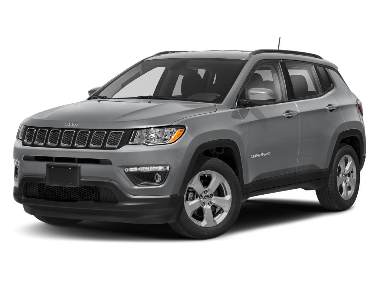 2019 Jeep Compass Vehicle Photo in San Antonio, TX 78238