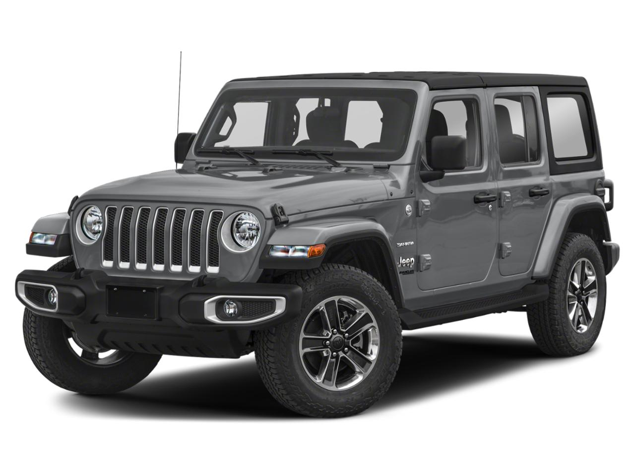 2019 Jeep Wrangler Unlimited Vehicle Photo in Safford, AZ 85546