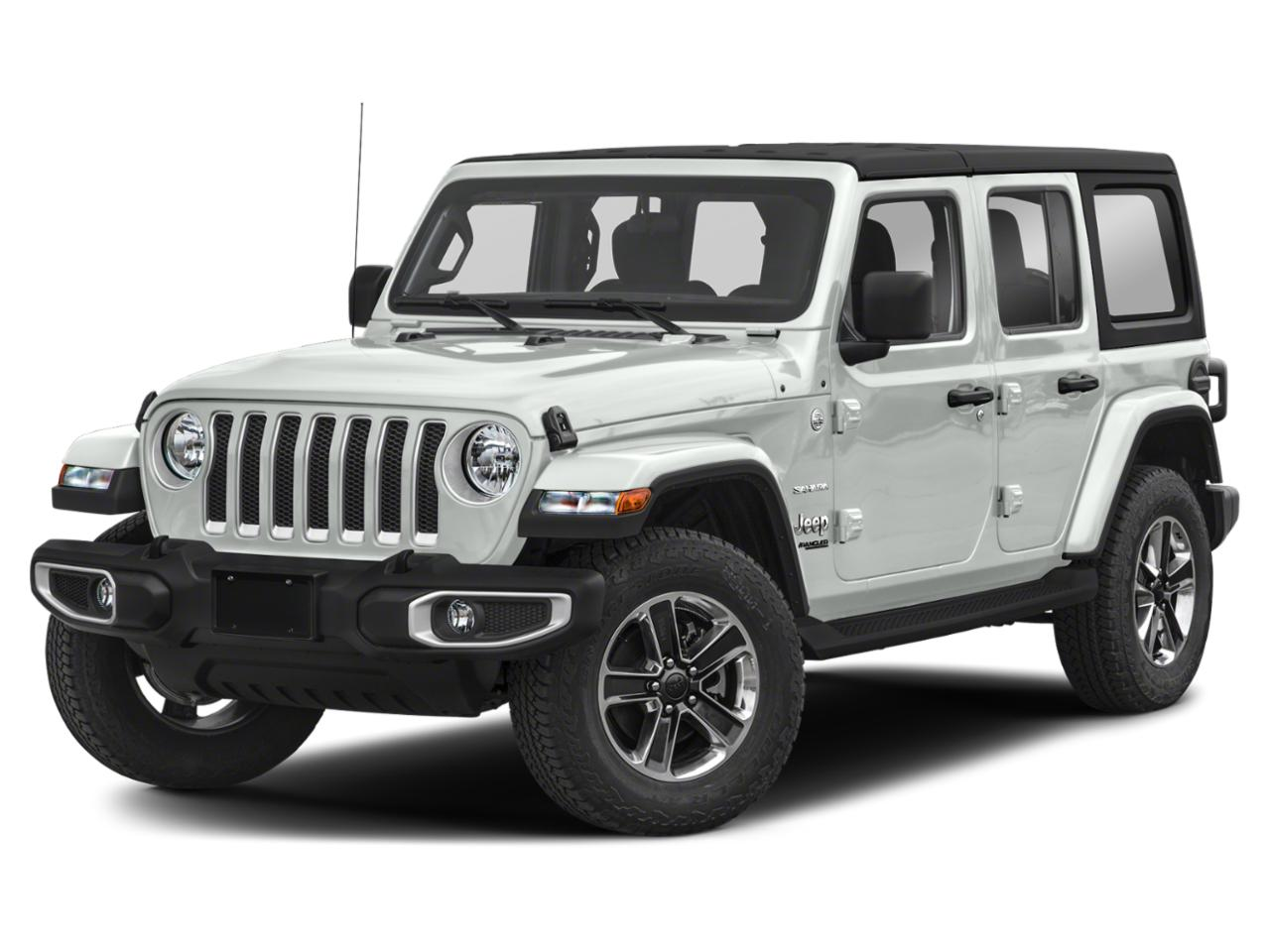 2019 Jeep Wrangler Unlimited Vehicle Photo in TEMPLE, TX 76504-3447