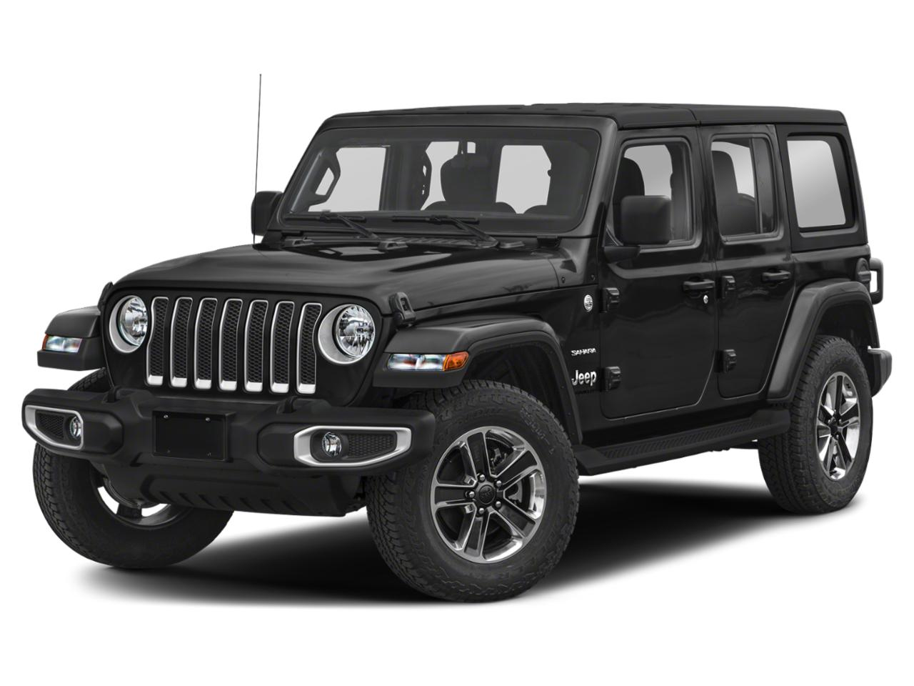 2019 Jeep Wrangler Unlimited Vehicle Photo in Clarksville, MD 21029