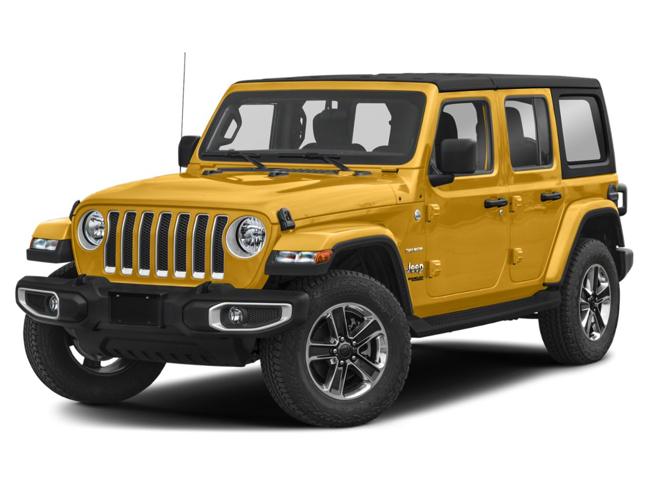 2019 Jeep Wrangler Unlimited Vehicle Photo in Elyria, OH 44035