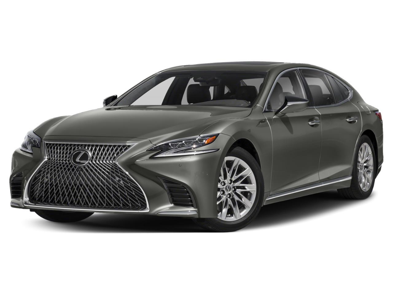 2019 Lexus LS 500 Vehicle Photo in Dallas, TX 75235