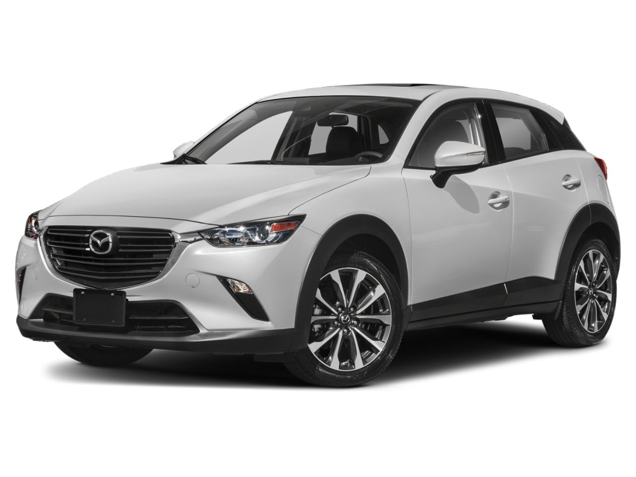 2019 Mazda CX-3 Vehicle Photo in Hamden, CT 06517