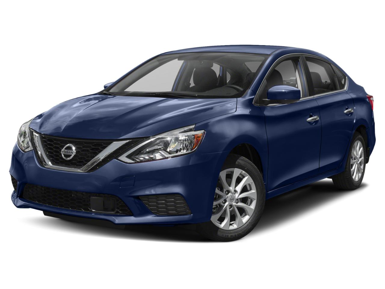 2019 Nissan Sentra Vehicle Photo in TEMPLE, TX 76504-3447