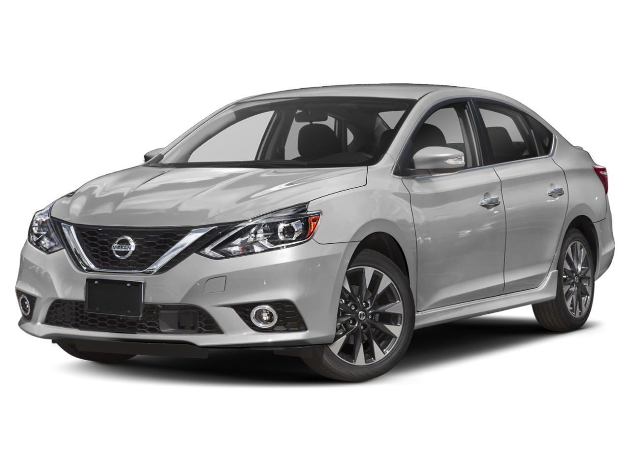Used 2019 Nissan Sentra Sr In Brilliant Silver Metallic For Sale In Huntsville Alabama P221005