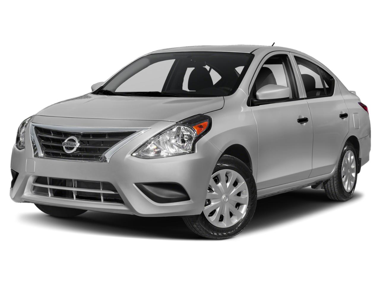 2019 Nissan Versa Sedan Vehicle Photo in Joliet, IL 60435