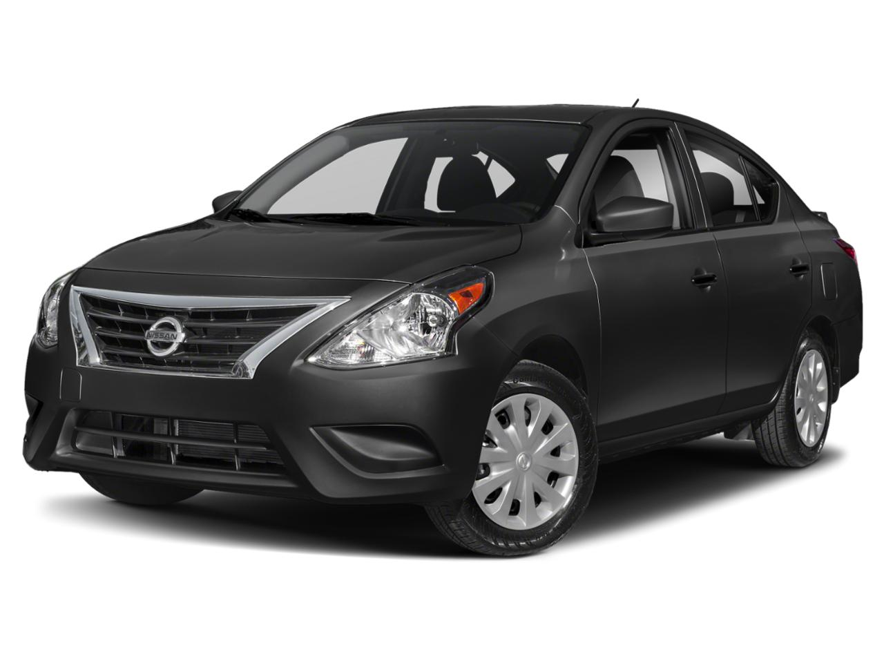 2019 Nissan Versa Sedan Vehicle Photo in Spokane, WA 99207