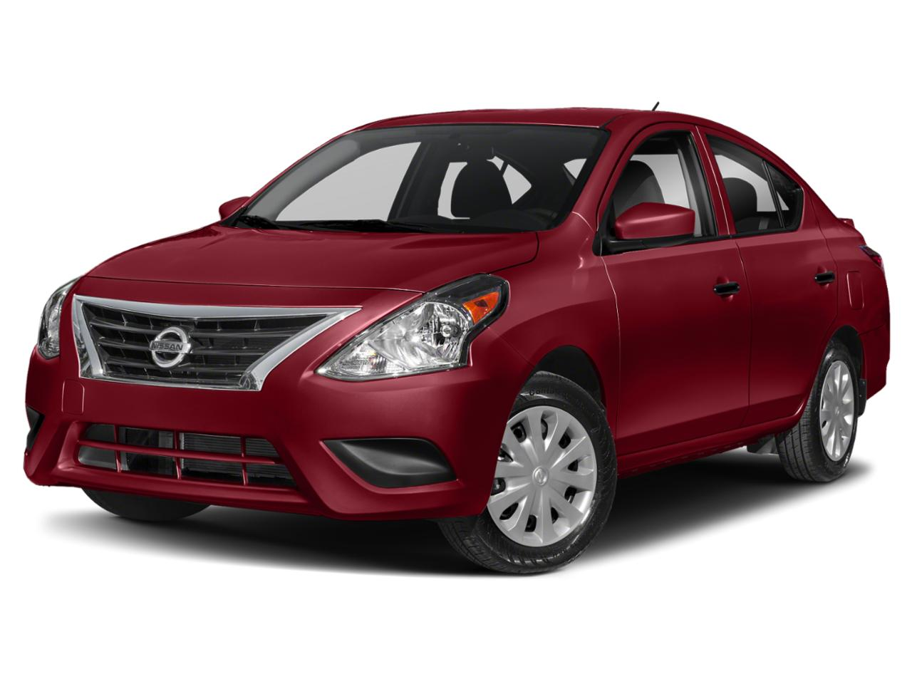 2019 Nissan Versa Sedan Vehicle Photo in Prescott, AZ 86305